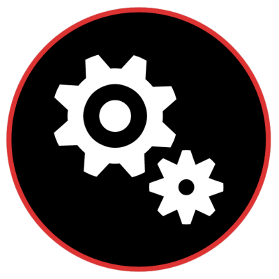 Computer Maintenance Icon