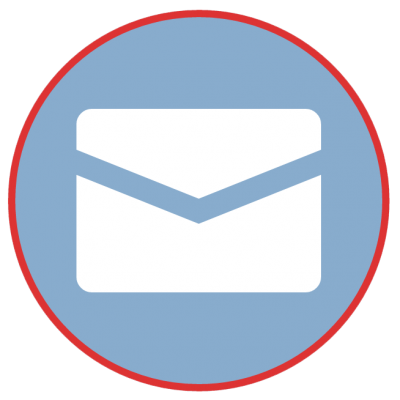Online Email Marketing Icon